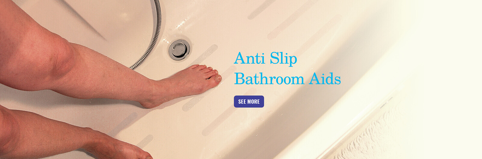 Anti Slip Bathroom Aids