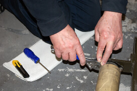 Grip Aids for Tools During Maintenance and Repair Work