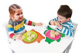 Tenura Anti Slip & Anti Microbial Childrens Table Mat